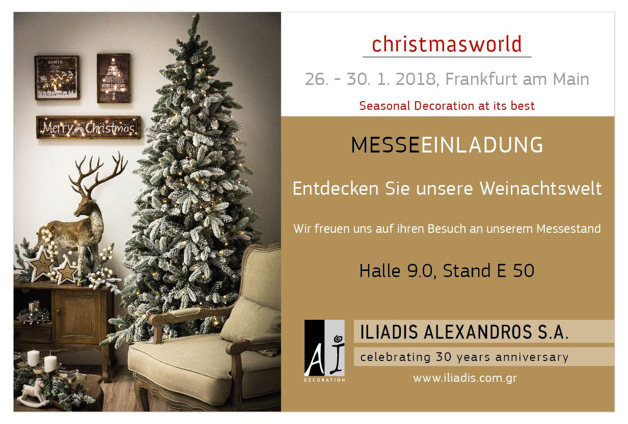 christmasworld 2018